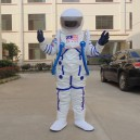 Supply Spacesuit Spacesuits Adult Doll Clothing Performance Clothing Props Promotional Activities Mascot Costume