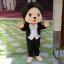 Supply Television Animals Cartoon Doll Clothing Cartoon Walking Doll Clothing Cartoon Dolls Dolls Props Monkey Mascot Costume