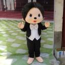 Television Animals Cartoon Doll Clothing Cartoon Walking Doll Clothing Cartoon Dolls Dolls Props Monkey Mascot Costume