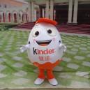 Cartoon Doll Clothing Doll Clothing Cartoon Walking Doll Cartoon Props Eggs Kinder Eggs Mascot Costume