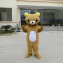 Supply Cartoon Doll Doll Clothing Activities Lazy Bear Easily Bear Cartoon Costumes Cartoon Clothing Performance Mascot Costume