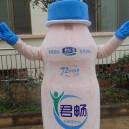 Food & Beverage Cartoon Doll Clothing Cartoon Walking Doll Clothing Props Beverage Advertising Mascot Costume