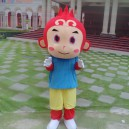 Supply Little Monkey Cartoon Doll Clothing Cartoon Walking Doll Clothing Cartoon Show Clothing Cartoon Dolls Doll Clothing Mascot Costume
