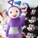 Teletubbies Cartoon Doll Costume Props Walking Dolls Walking Cartoon Doll Clothing Mascot Costume