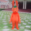Cartoon Doll Clothing Cartoon Walking Doll Clothing Doll Clothing Doll Clothing Cartoon Show Props Bunnies Mascot Costume