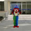 Clown Walking Cartoon Doll Clothing Cartoon Costumes Performing Props Gymboree Clothing Cartoon Costumes Mascot Costume