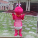 Cute Cartoon Dragons Cartoon Walking Doll Clothing Doll Clothing Cartoon Show Clothing Doll Dress Long Mascot Costume