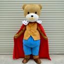 Supply Easily Bear Lazy Bear Cute Cartoon Doll Clothing Cartoon Costumes Cartoon Costumes Mascot Costume