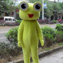 Supply Frog Cartoon Doll Clothing Doll Clothing Cartoon Walking Doll Cartoon Props Corporate Mascot Dolls Mascot Costume