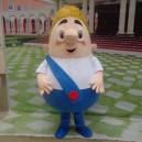 Long Tatu Clown Cartoon Doll Clothing Cartoon Walking Doll Clothing Cartoon Dolls Dolls Props Mascot Costume