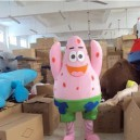 Supply Cartoon Costumes Patrick Mascot Costume