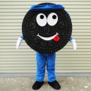 Supply Cartoon Doll Clothing Doll Dress Costumes Product Doll Corporate Mascot Oreo Cookies Mascot Costume