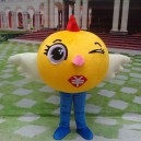 Supply Cute Chick Cartoon Doll Clothing Cartoon Walking Doll Clothing Cartoon Show Clothing Doll Clothes Zodiac Chicken Mascot Costume