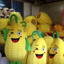 Supply Fruits and Vegetables Cartoon Clothing Cartoon Clothing Doll Clothing Corn Maize Corn Vegetable Cartoon People Mascot Costume