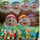 Manufacturers Cartoon Doll Clothing Cartoon Doll Clothing Seven Dwarfs Dwarfs Clothing Mascot Costume