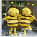 Supply Manufacturers Cartoon Doll Clothing Doll Clothing Cartoon Bee Cartoon Dolls Hornets Mascot Costume