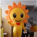 Supply Manufacturers Cartoon Doll Clothing Doll Clothing Cartoon Sunflower Sunflowers Cartoon Doll To Japan Mascot Costume