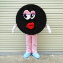 Supply Oreo Cookies Enterprise Mascot Cartoon Dolls Doll Clothing Events Costumes Mascot Costume