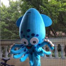 Supply Squid Octopus Cartoon Dolls Cartoon Clothing Doll Clothes Clothing Doll Clothing Cartoon Octopus Mascot Costume