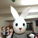 Big Buck Bunny Studio Props Wedding Headgear Vera Dolls Cos Rabbit Masks Rabbit Doll Cartoon Costumes Mascot Costume