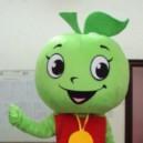 Cartoon Cartoon Doll Clothing Doll Clothing Doll Clothing Cartoon Clothing Apple Apple Mascot Costume