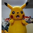 Supply Cartoon Doll Clothing Cartoon Doll Clothing Cartoon Plush Pikachu Mascot Costume