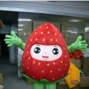 Supply Manufacturers Cartoon Doll Clothing Cartoon Doll Clothing Doll Clothing Strawberry Strawberry Mascot Costume