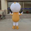 Bump Man Walking Doll Corporate Promotional Clothing Doll Props Clothing Enterprises Cartoon Mascot Mascot Costume