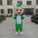 Cartoon Doll Mascot Doll Costumes Performing Props Doll Clothing Advertisement Mascot Costume
