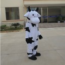 Supply Cows Cartoon Doll Clothing Cartoon Walking Doll Clothing Cartoon Show Clothing Doll Clothes Cute Cows Mascot Costume