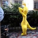 Kangaroo Cartoon Doll Clothing Cartoon Dolls Walking Cartoon Doll Clothing Cartoon Doll Performances Props Mascot Costume