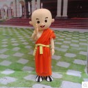 Supply Monk Cartoon Doll Clothing Cartoon Walking Doll Clothing Doll Clothing Cartoon Show Clothing Anime Clothing Mascot Costume