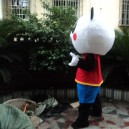 Panda Cartoon Doll Clothing Cartoon Doll Doll Cartoon Show Props Walking Cartoon Dolls Clothing Mascot Costume