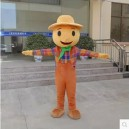 Supply Scarecrow Mascot Costume Cartoon Doll Doll Doll Ad Show Props Props Doll