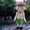 Supply Cartoon Doll Clothing Plush Toys Dolls Walking Cartoon Doll Clothing Cartoon Characters Show Props Mascot Costume