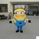 Supply Despicable Me Despicable Me Little Yellow Man Doll Clothes Doll Clothing Xiao Huang Huang Doudou Person Cartoon Clothing Mascot Costume