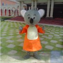 Supply Koala Cartoon Doll Clothing Cartoon Walking Doll Clothing Doll Clothing Doll Clothing Cartoon Show Props Mascot Costume