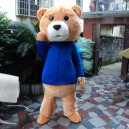 Supply Bear Adult Cartoon Doll Costume Stage Performance Apparel Mascot Dolls Walking Doll Clothing Mascot Costume