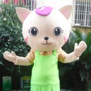 Cartoon Doll Clothing Cartoon Doll Cartoon Dolls Walking Cartoon Doll Clothing Performances Props Cat Mascot Costume