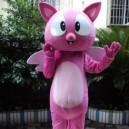 Cat Adult Costume Doll Dress Performance Props Dress Walking Cat Cartoon Dolls Clothing Mascot Costume