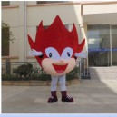 Supply Corporate Mascot Cartoon Dolls Walking Cartoon Dolls Clothing Maple Clothing Performance Clothing Mascot Costume