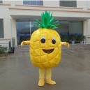 Supply Plant Fruit Pineapple Cartoon Dolls Doll Clothing Advertising Props Performance Clothing Celebration Activities Doll Clothing Mascot Costume
