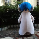 The Little Girl Cartoon Doll Clothing Cartoon Doll Clothing Cartoon Dolls Walking Cartoon Show Clothing Mascot Costume