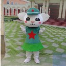 Supply Cartoon Doll Clothing Cartoon Walking Doll Cartoon Props Performance Clothing Performance Clothing Doll Clothes Bunnies Mascot Costume