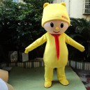Small Plush Toys Cartoon Dolls Clothing Walking Cartoon Doll Clothing Cartoon Doll Performances Props Mascot Costume