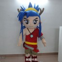 Supply Walking Cartoon Dolls Dolls Dolls Convince Soldiers Television Character Stage Show Props Boy Mascot Costume