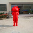 Sun Cartoon Doll Clothing Cartoon Clothing Activity Sun Rain Opening Ceremony To Promote Its Clothing Performance Clothing Mascot Costume