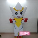 Supply Cartoon Clothing Cartoon Walking Doll Clothing Cartoon Dolls Animal Shows White People Mascot Costume