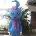 Drops Mascot Cartoon Clothing Cartoon Walking Doll Drops Opening Celebration Performances Doll Props Mascot Costume