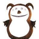 Cartoon Doll Clothing Walking Hedging Mascot Costume Anime Four Beasts Activity